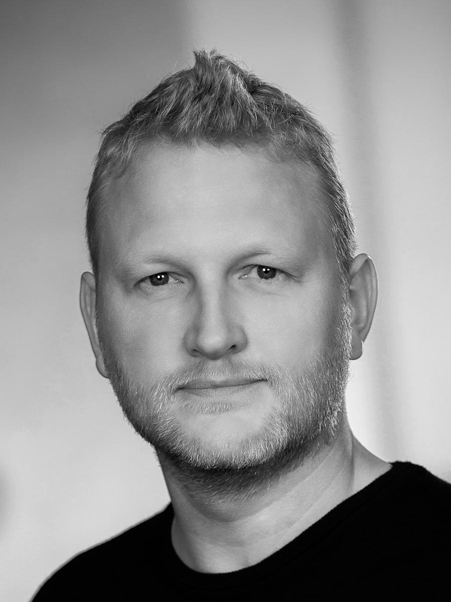 Rising Digital Award Jury-Mitglied Sebastian Neus